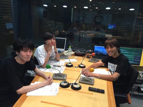 輝 内山 ラジオ 昂