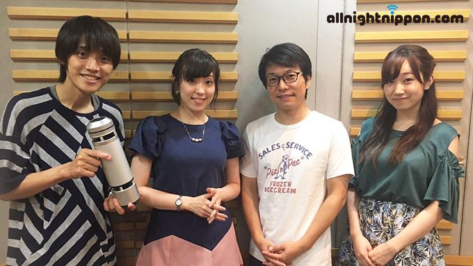 野島健児、中村繪里子、田所あずさと語る「ラジオ」
