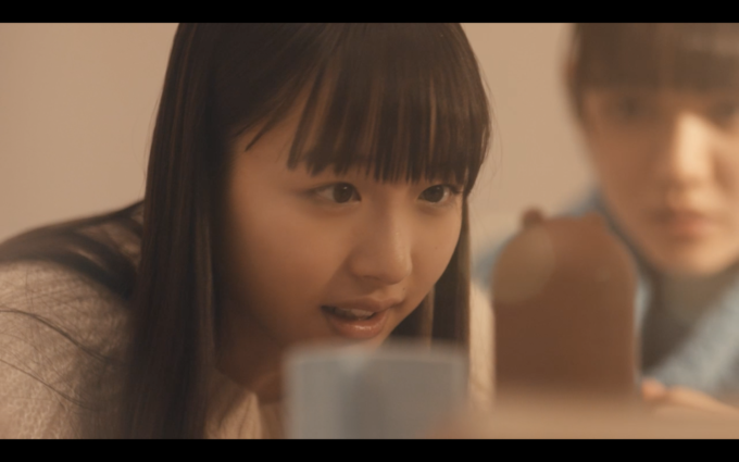 今注目の美少女・内田珠鈴、「Clova Friends」第3弾CM放送開始!