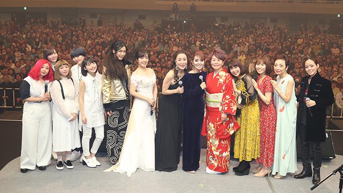 『中島みゆきリスペクトライブ2018 歌縁』、日本武道館公演に8000人が感動!