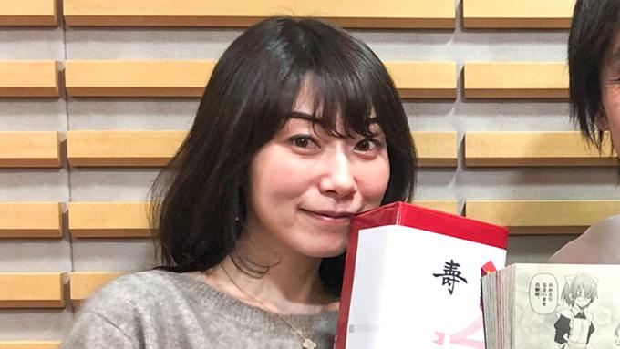 声優・浅野真澄、「ハヤテのごとく!」作者との結婚の決め手を告白