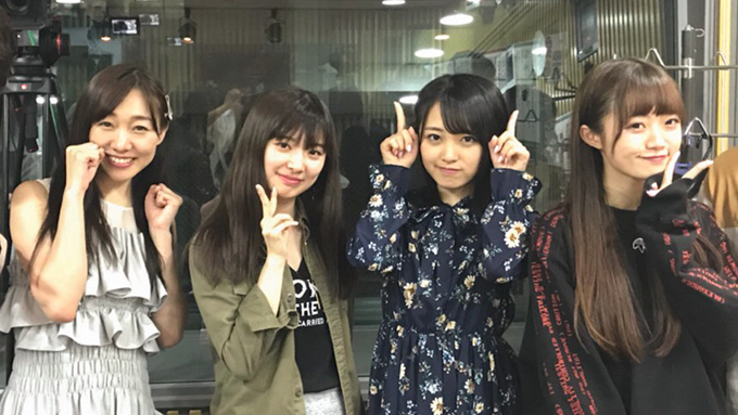 NGT48・中井りかに先輩メンバーがイライラ… 生放送で口論に発展!?