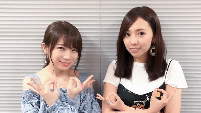 乃木坂46・新内眞衣の始球式に向けて、秋元真夏が珍アドバイス