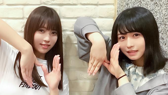"""欅坂46長濱ねる&小林由依、プールで""""下着を忘れた""""あるあるに共感「私もあった」"""