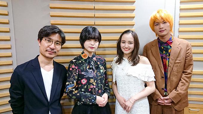 映画『響 -HIBIKI-』公開記念! 9月19日(水)に「平手友梨奈のオールナイトニッポン」放送決定