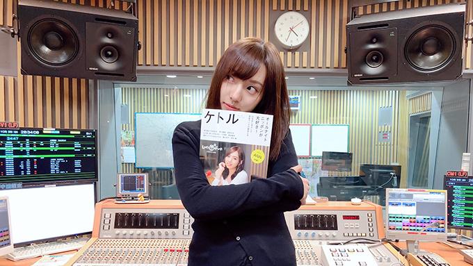 乃木坂46 新内眞衣、卒業を発表した若月佑美へ「一緒に活動できて良かった」