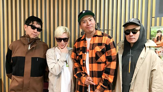 """三代目J Soul Brothers 山下健二郎、m-floと""""セクシー""""について考える"""