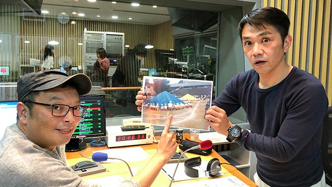 中川家・礼二、M-1決勝は「審査員もだいぶ緊張してる」