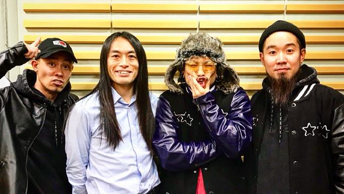 関ジャニ∞安田の優しさに感謝 人気バンド・WANIMAが音楽特番の裏側語る