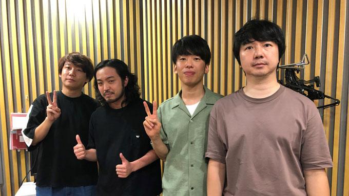 """三四郎×Creepy Nutsが共演 それぞれの""""生業""""を語る"""