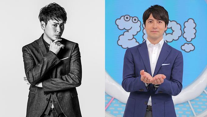 日本テレビ 「ZIP!」 桝太一アナウンサー、「三代目JSB山下健二郎のZERO BASE」にゲスト出演決定!