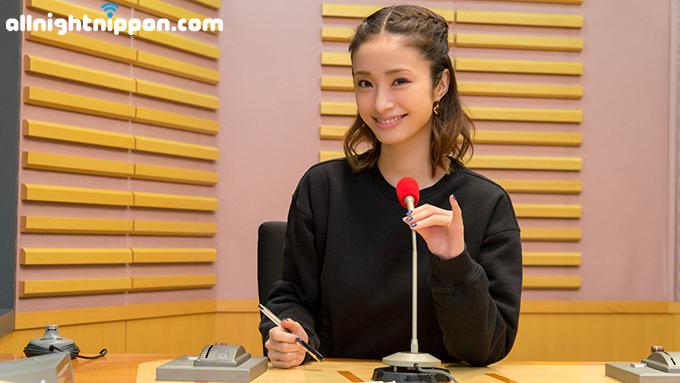 上戸彩、2年5ヶ月ぶりにラジオパーソナリティを担当! | オールナイト ...