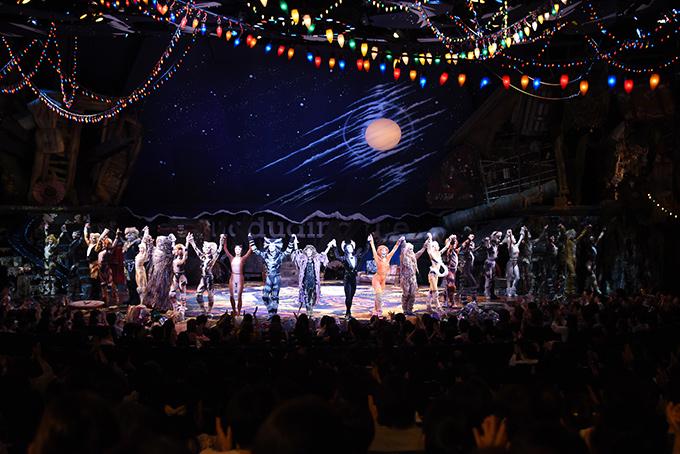 ニッポン放送 NEWS ONLINE11月11 日(日) ミュージカル『キャッツ』が日本上演35周年を迎える