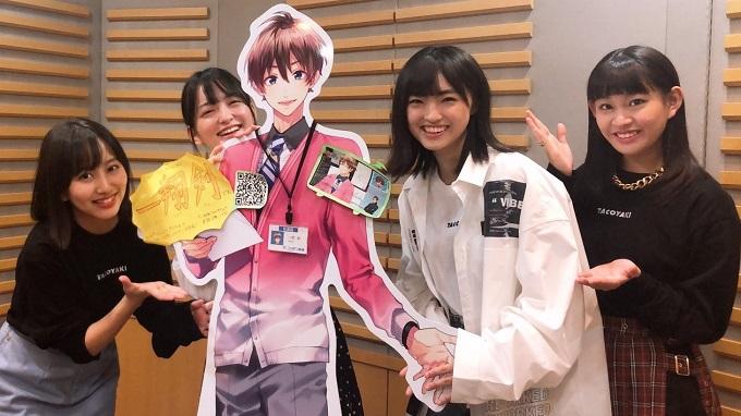 関西出身アイドルグループ・たこやきレインボー、特技は「関西らしいモノマネ」