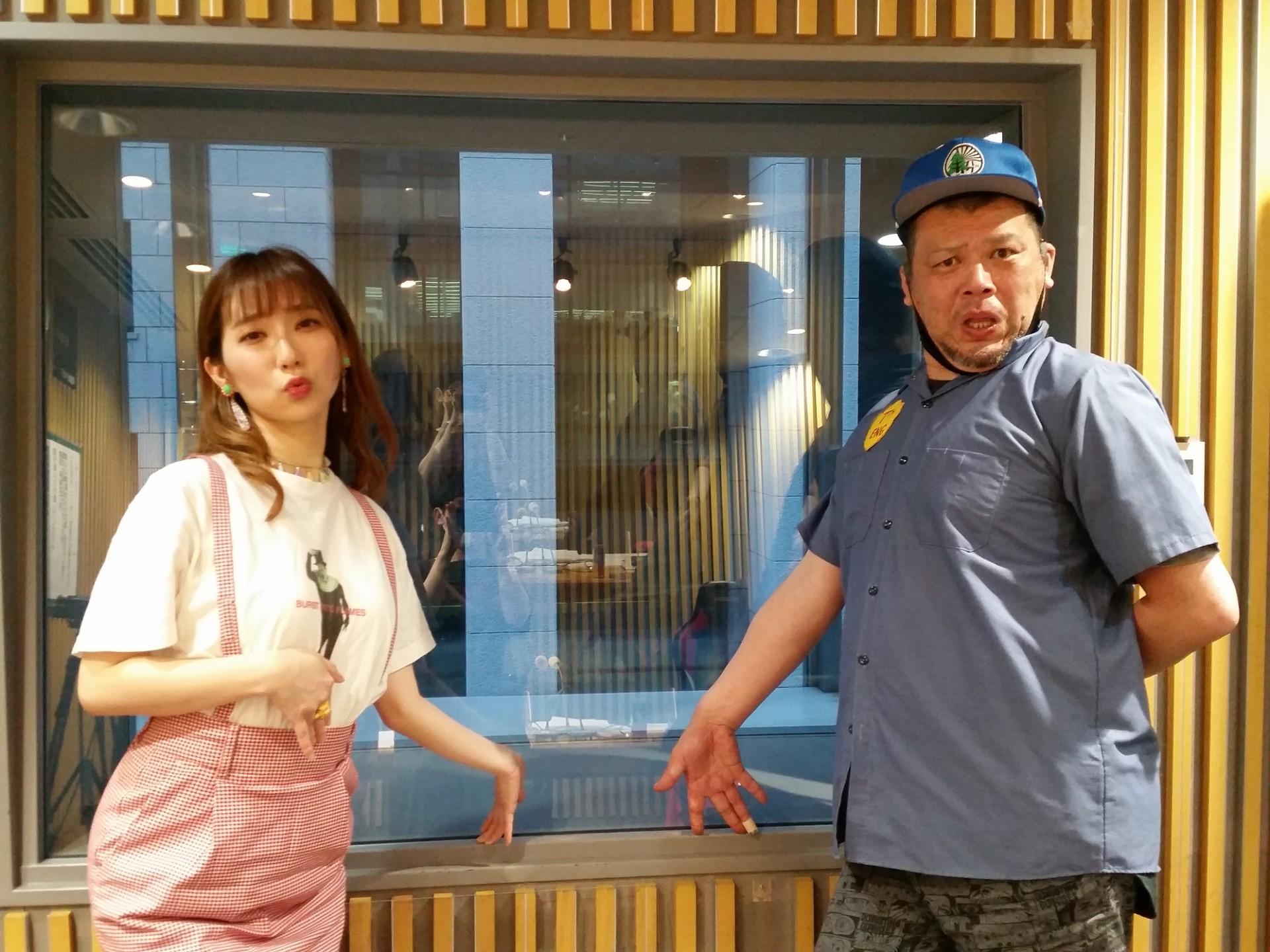 ファースト サマー ウ イカ ラジオ